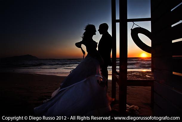 Matrimonio In Spiaggia Al Tramonto : Matrimonio sulla spiaggia diego russo studio fotografico