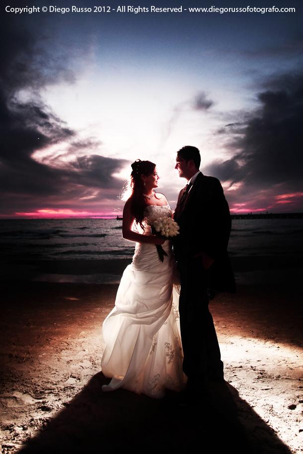 Matrimonio Sulla Spiaggia Napoli : Matrimonio sulla spiaggia diego russo studio fotografico