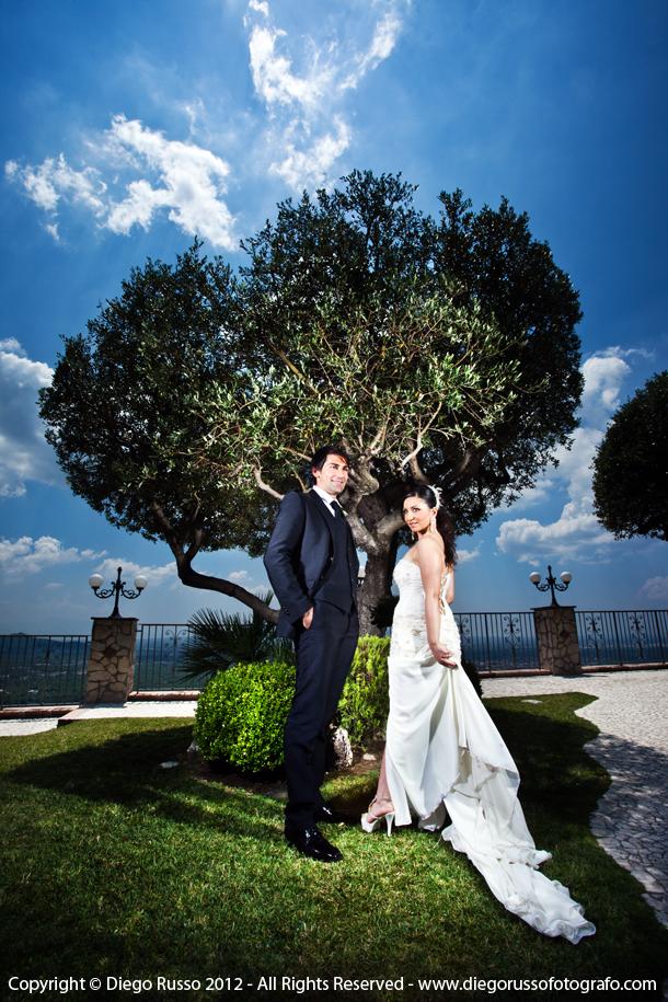 Sposi A Villa Manzi