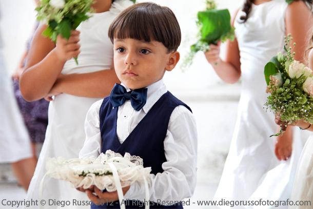 pretty nice a012e e2774 Paggetto per il matrimonio – Cuscino portafedi per il ...