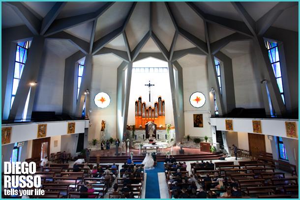 Parrocchia Santa Maria Della Rotonda Napoli - Chiese Per Matrimoni Napoli