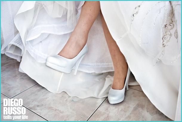 Scarpe Da Sposa Napoli.Scarpe Sposa Decolte Diego Russo News