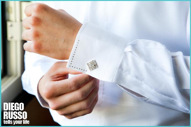 Camicia Uomo Con Swarovski Gemelli Sposo – kOPwiuZTX
