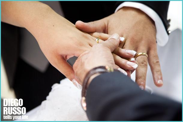 Promesse Di Matrimonio - Fedi Oro Giallo