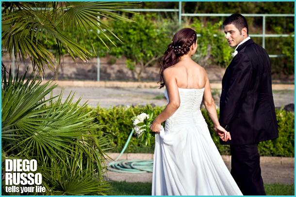Acconciatura Sposa Con Treccia - Foto Reportage
