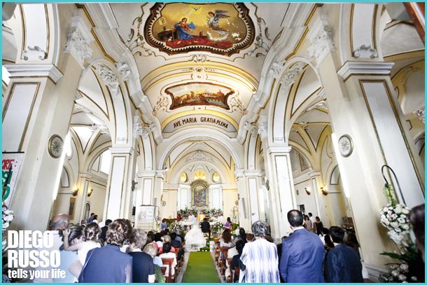 Chiesa Santissima Annunziata Agerola - Matrimonio Religioso
