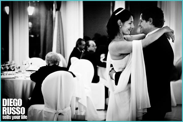 Foto Romantiche In Bianco E Nero - Ballo Sposi
