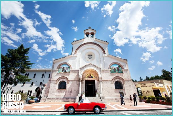 Chiesa Della Sacra Famiglia Pietrelcina