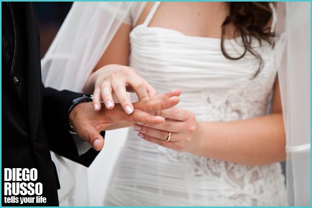 Scambio Fedi Matrimonio - Fedi Oro Giallo