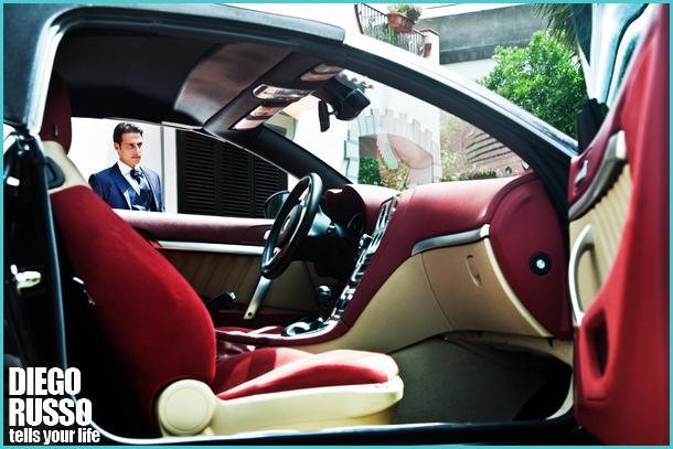 Auto Sportiva Sposo - Auto A Noleggio Matrimonio