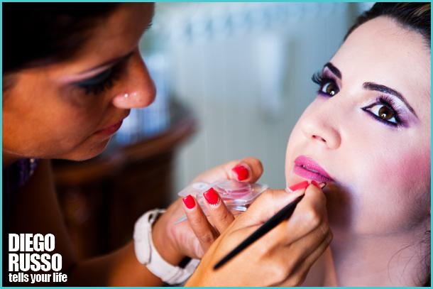 Trucco sposa - Make Up Sposa - Truccatrice Sposa