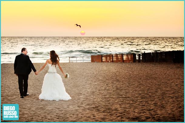 Foto Matrimonio Spiaggia : Foto reportage matrimonio in spiaggia romantiche