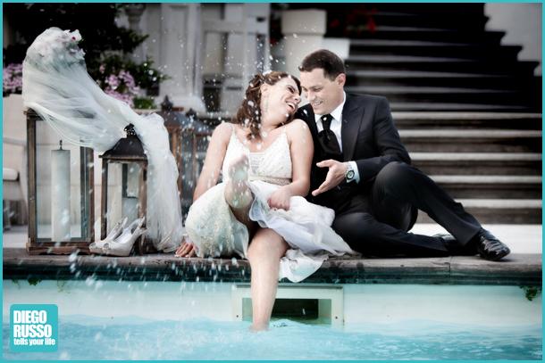 Cravatta sposo diego russo studio fotografico for Matrimonio bordo piscina