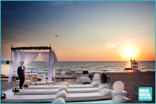 Foto Matrimonio Spiaggia : Papillon sposo diego russo studio fotografico