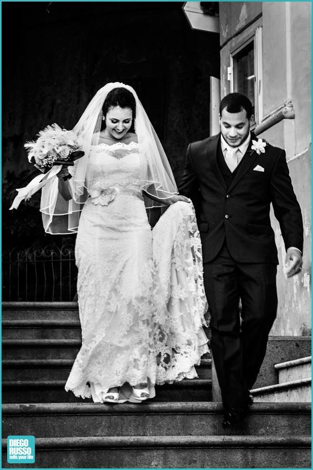Reportage Matrimonio - Foto Bianco E Nero