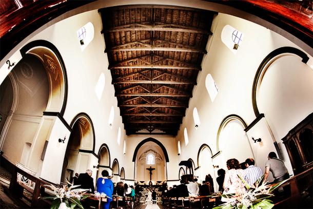 Nozze In Chiesa - Matrimonio Religioso -Reportage Chiesa - Cerimonia Religiosa