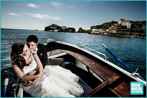 Matrimonio In Barca : Foto matrimonio in barca diego russo studio fotografico