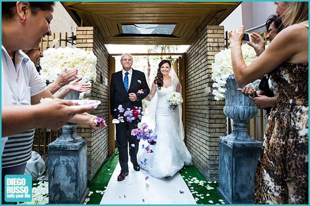 Foto Uscita Casa Sposa