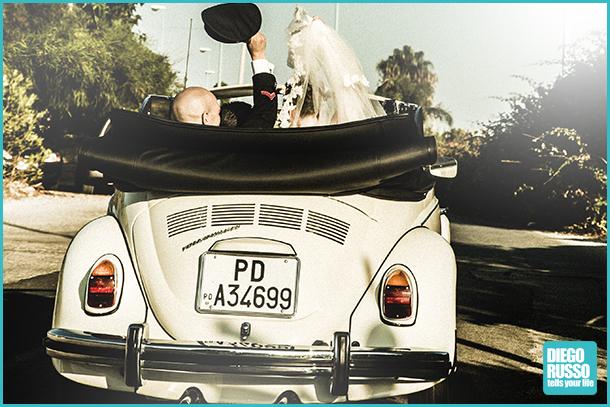 Reportage Nozze  - Auto Matrimonio - Foto Reportage - Reportage Matrimonio - Noleggio Auto Per Matrimonio - Diego Russo Fotografo - Fotografi Napoli - Fotografi Matrimoni Napoli