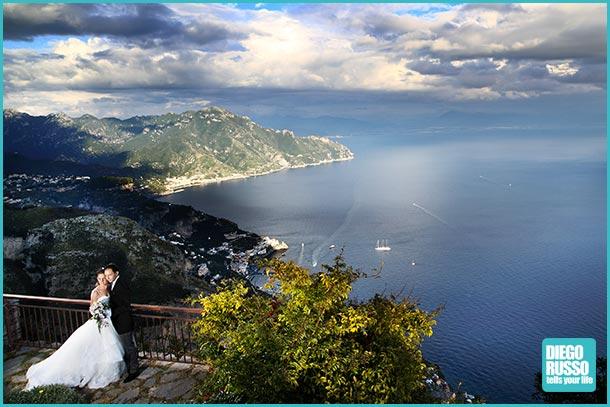 Foto Panoramica Matrimonio