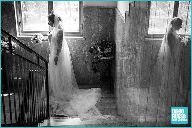 Foto Sposa Uscita Da Casa