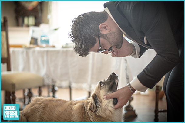 Foto Sposo - Foto Naturali Nozze - Foto Spontanee - Foto Reportage - Foto Matrimonio