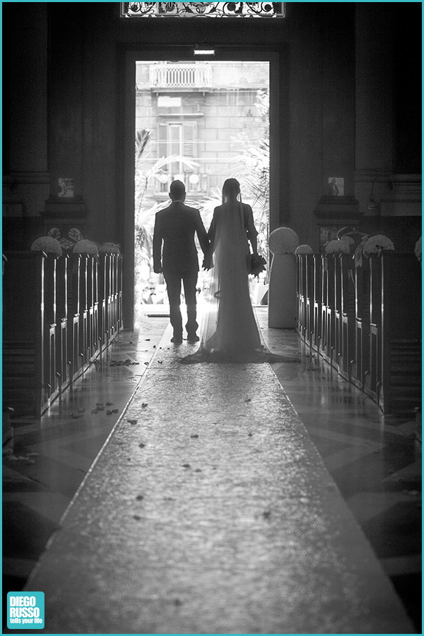 Uscita Chiesa Sposi