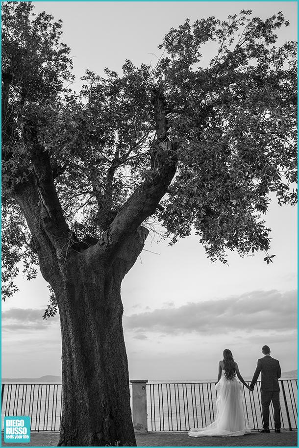 Foto Bianco E Nero Sposi - Foto Sposi - Foto Panoramiche Matrimonio - Foto Matrimonio - Foto Matrimonio Napoli