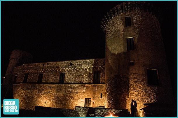 Foto Sposi Castello - Foto Romantiche Sposi - Foto Matrimoni - Foto Nozze - Foto Sposi