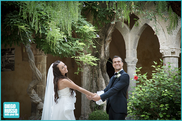 Foto Sposi - Foto Velo Sposa - Foto Spontanee Sposi - Foto Matrimonio - Foto Wedding