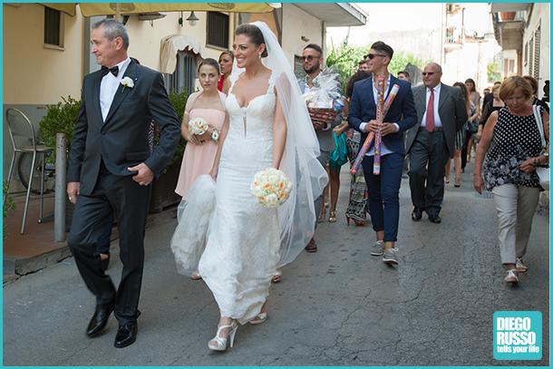 Foto Spontanee Sposa - Foto Velo Sposa - Foto Bouquet - Foto Reportage - Foto Sposa