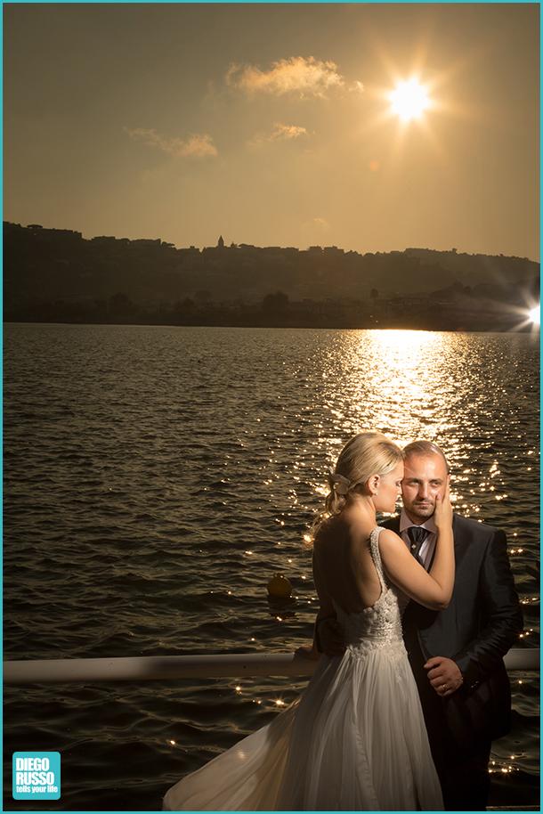 Foto Sposi Al Tramonto - Foto Sposi - Foto Tramonto Nozze - Foto Matrimonio - Foto Nozze