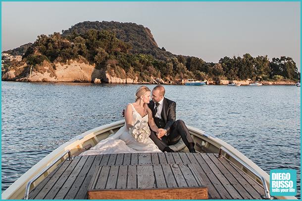 Foto Sposi In Barca - Foto Sposi Villa Mirabilis - Foto Sposi - Foto Bouquet Sposa - Foto Nozze