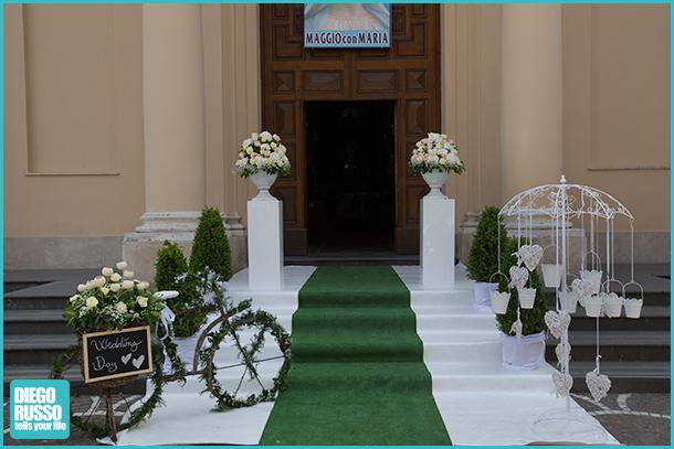 abbastanza Foto Matrimonio In Chiesa – DIEGO RUSSO studio fotografico QN77