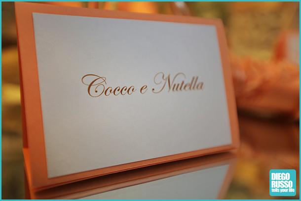 confetti cocco - confetti cocco e nutella - nozze - confetti al matrimonio - wedding