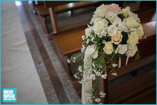 foto decorazioni floreali - foto dei fiori al matrimonio - foto degli addobbi floreali - foto al matrimonio - foto alle nozze