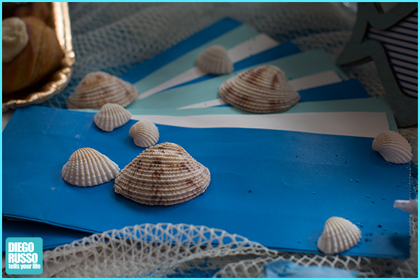foto dettagli matrimonio  - foto tema marino matrimonio - foto particolari matrimonio