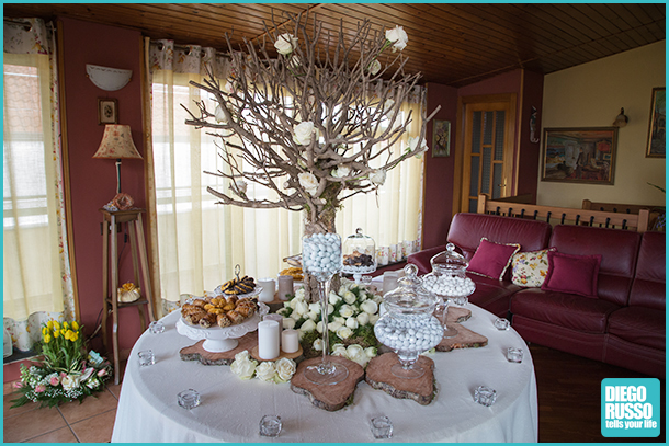 Confettata a casa della sposa diego russo studio fotografico - Tavolo matrimonio casa sposa ...