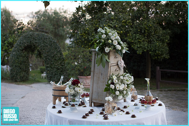 foto dettagli matrimonio - foto particolari matrimonio - foto addobbi matrimonio
