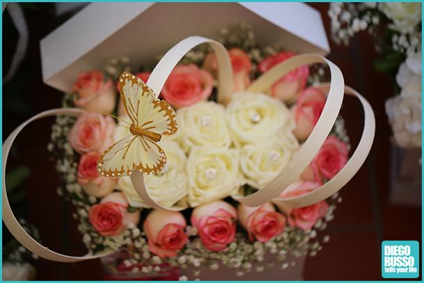 foto bouquet sposa - foto bouquet originale - foto accorgimenti per bouquet sposa