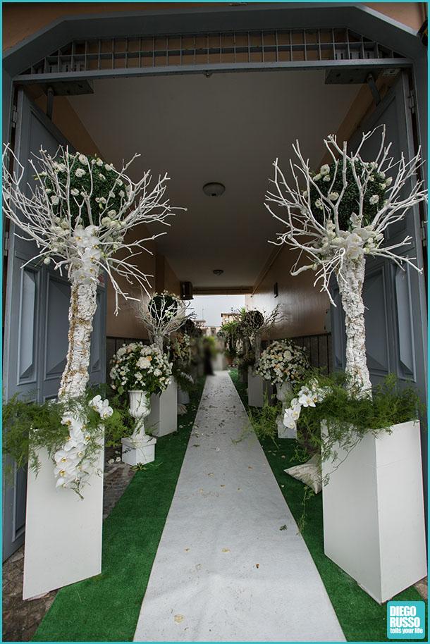 Diego russo studio fotografico fotografi matrimonio napoli - Addobbi matrimonio casa della sposa ...