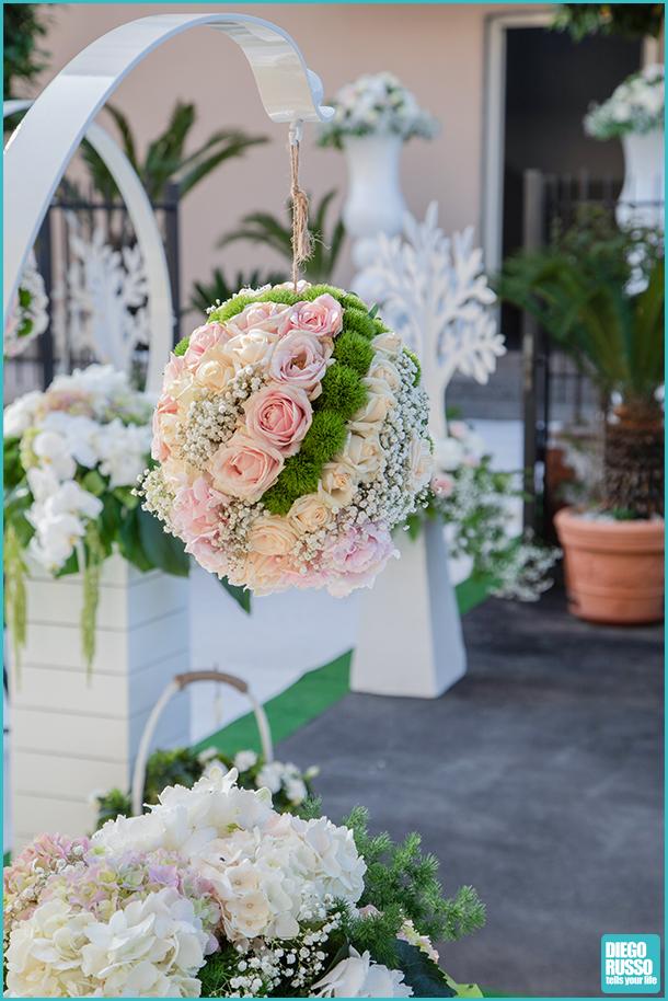foto decorazioni floreali - foto fiori da matrimonio - foto dettagli fiori matrimonio