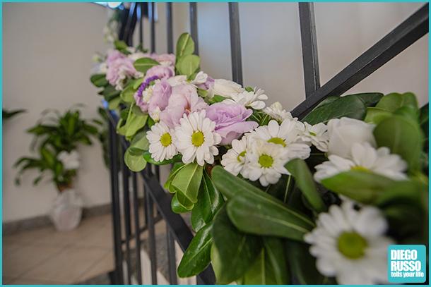 foto decorazioni floreali - foto fiori casa sposa - foto margherite per casa sposi