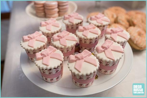 foto muffin per battesimo - foto cupcakes per angolo dolci - foto dolcetti per battesimo