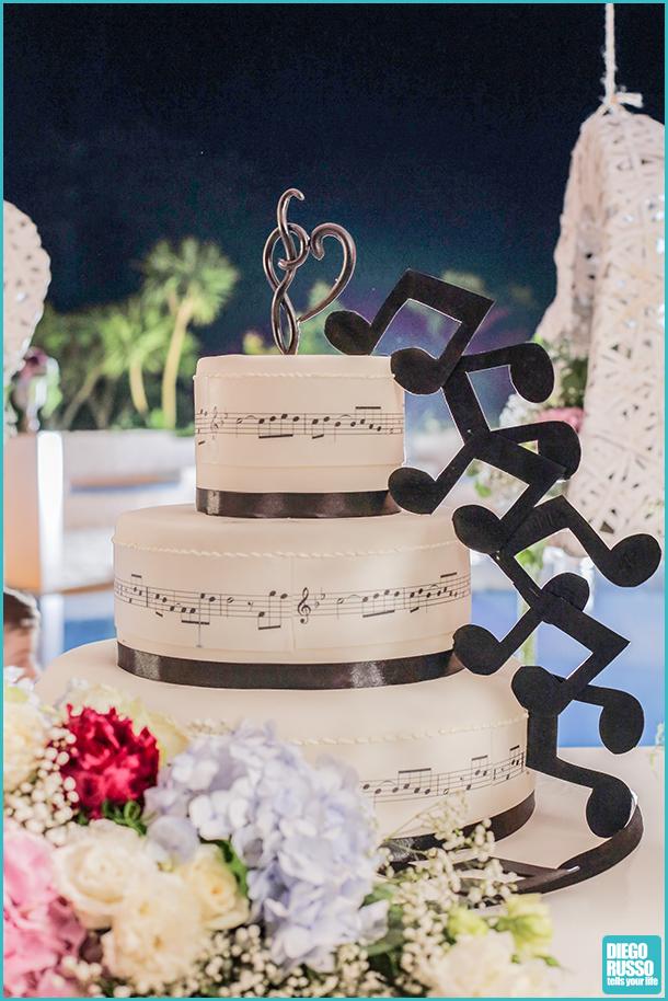 Eccezionale torta matrimonio tema musica – DIEGO RUSSO NEWS DF54